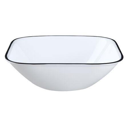 Square™ Simple Lines 22-oz Bowl
