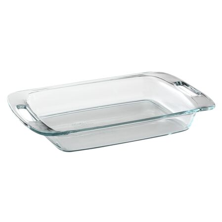 Easy Grab® 3-qt Oblong Baking Dish