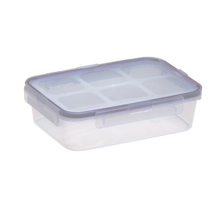 Airtight Food Storage 4.5 Cup Rectangular Container