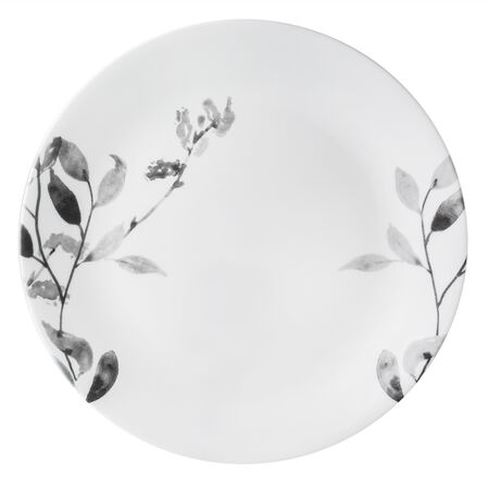 "Boutique™ Misty Leaves 10.25"" Plate"