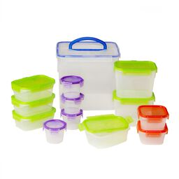 Airtight Food Storage 26-pc Container Set