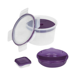 Total Solution™ To-Go 6-pc Purple Salad Kit