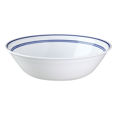 Livingware™ Classic Café Blue 1-qt Serving Bowl