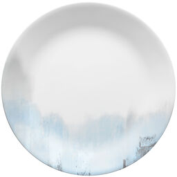"Boutique™ Tranquil Reflection 10.25"" Plate"