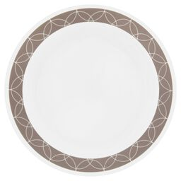 """Livingware™ Sand Sketch 10.25"""" Plate"""