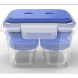 Total Solution™ To-Go 10-pc Blue Lunch Kit