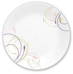 "Livingware™ Violet Dance 6.75"" Plate"