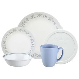 Livingware™ Country Cottage 20-pc Dinnerware Set w/ Lids