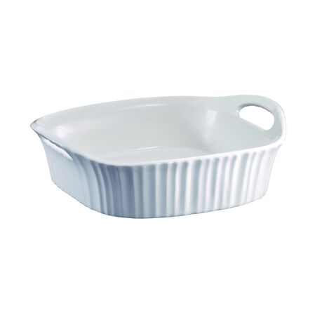 "French White® 8"" Square Baking Dish"