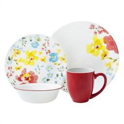 Vive™ Cheerful Garden 16-pc Dinnerware Set