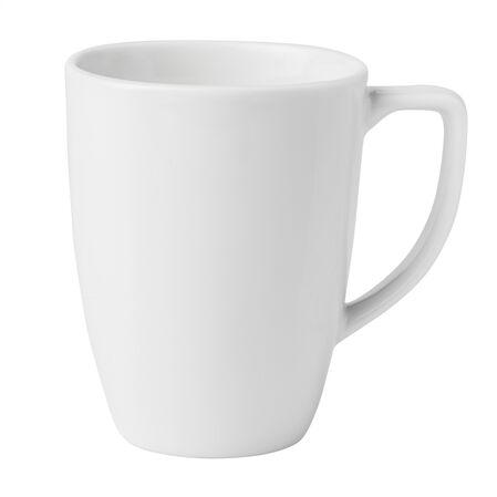 Livingware™ 11-oz Stoneware Mug, White