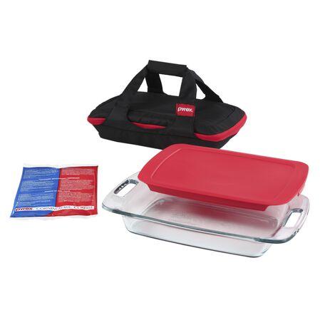 Portables® 4-pc Set, Black