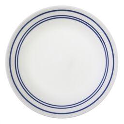 """Livingware™ Classic Café Blue 6.75"""" Plate"""