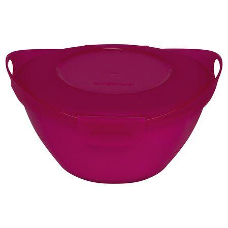 Entertain-a-Bowl Pink 1.25-qt Bowl