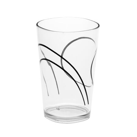Coordinates® Simple Lines 8-oz Acrylic Drinkware