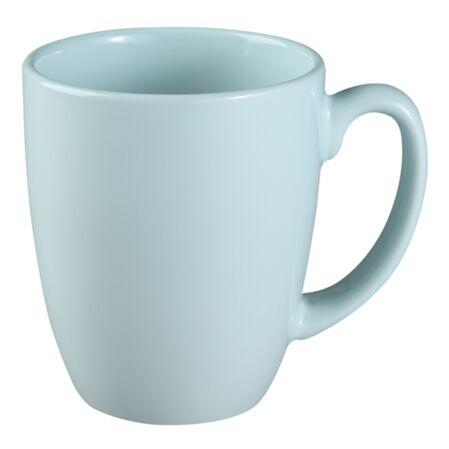 Livingware™ 11-oz Stoneware Mug, Light Aqua