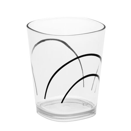 Coordinates® Simple Lines 14-oz Acrylic Drinkware
