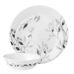 Boutique™ Misty Leaves 12-pc Dinnerware Set