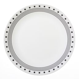 "Livingware™ City Block 10.25"" Plate"