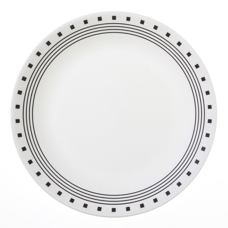 "Livingware™ City Block 10.25"" Plate"