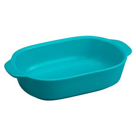 Pool Blue 1.5-qt Oblong Baker