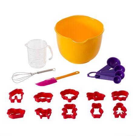 Essentials Kids 15-pc Baking Kit