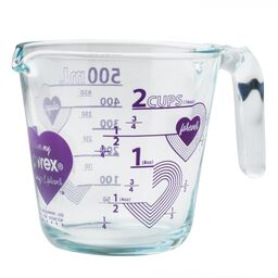Love 2 Cup Purple Measuring Cup