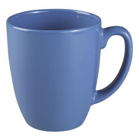 Livingware™ 11-oz Stoneware Mug, Blue