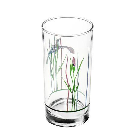 Coordinates® Shadow Iris 16-oz Cooler/Glass