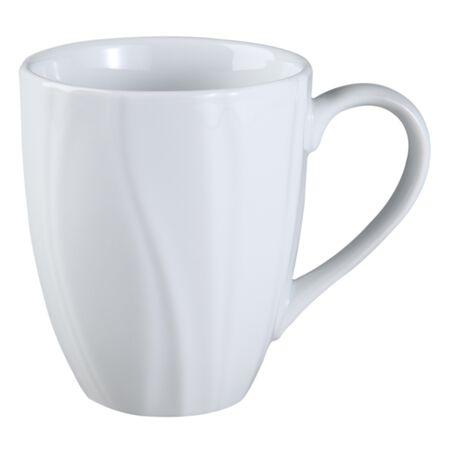 Boutique™ Swept 14-oz Porcelain Mug