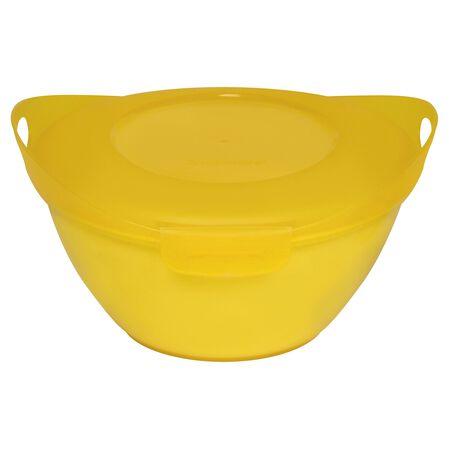 Entertain-a-Bowl Yellow 2.5-qt Bowl