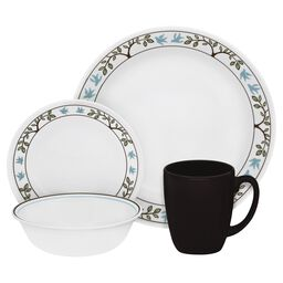 Livingware™ Tree Bird 16-pc Dinnerware Set
