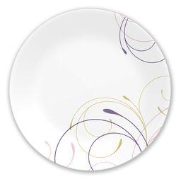 "Livingware™ Violet Dance 8.5"" Plate"