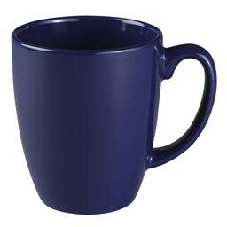 Livingware™ 11-oz Stoneware Mug, Cobalt