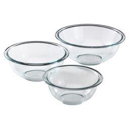 Smart Essentials® 3-pc Mixing Bowl Set
