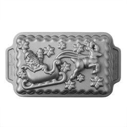 Nordic Ware® Santa's Sleigh Loaf Pan