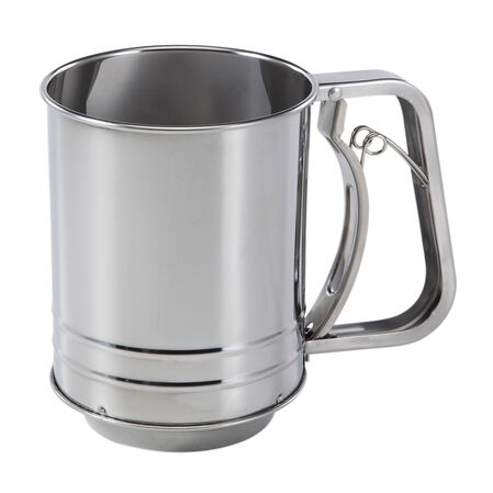 Essentials 3 Cup Flour Sifter