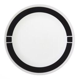 "Livingware™ Urban Black 8.5"" Plate"
