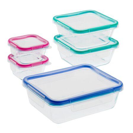 Total Solution™ Pyrex® Glass Food Storage 10-pc Set