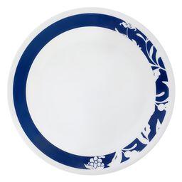 "Boutique™ Uptowne Blue Mavi 10.25"" Plate"