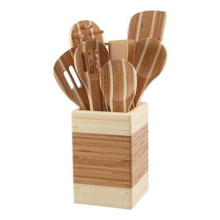 Bamboo 8-pc Tool Set