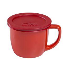 Vermilion 20-oz Stoneware Mug
