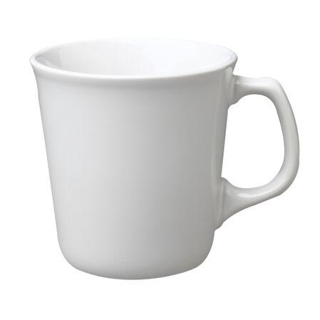 Livingware™ 8-oz Stoneware Mug, White