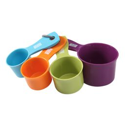 Essentials 4-pc Measuring Cup Set, Multi-Color