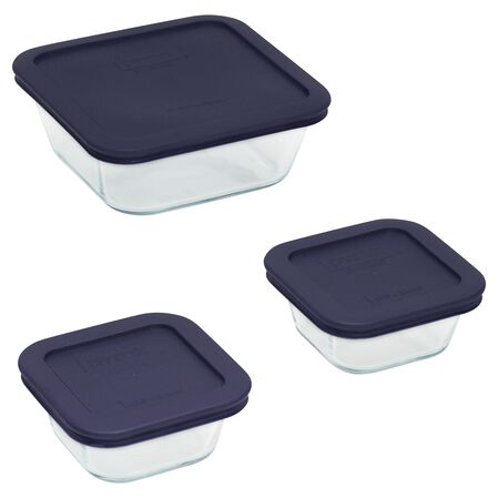 Simply Store® 6-pc Square Set