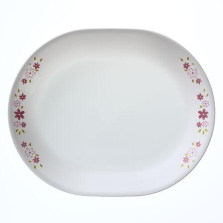 """Livingware™ Floral Fantasy 12.25"""" Serving Platter"""