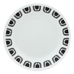 "Livingware™ Black Night 6.75"" Plate"