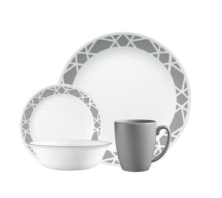 Livingware™ Modena 16-pc Dinnerware Set
