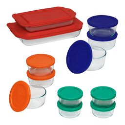 24-pc Bake 'N Store Set