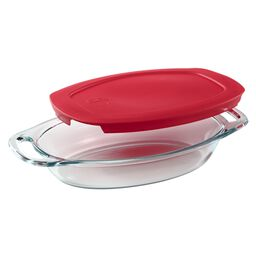 Easy Grab® 1.3-qt Oval Baking Dish